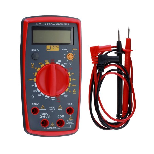 Jetech - Digital Multimeter