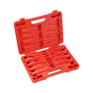 Jetech - Electrically Insulated Screwdriver 8 Pc Set