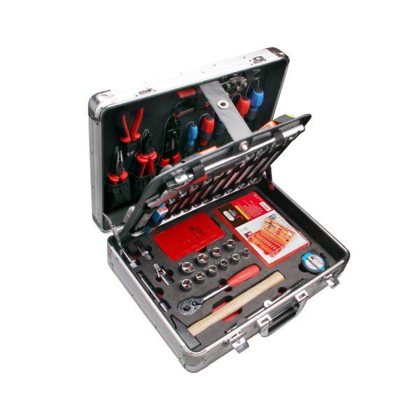 Jetech - 191 Pcs - Aluminum Case Tool Set