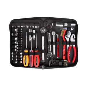 Jetech - 66 Pcs - Vehicle Tool Set In Pouch