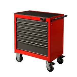 Jetech - 6 Drawers Roller Cabinet