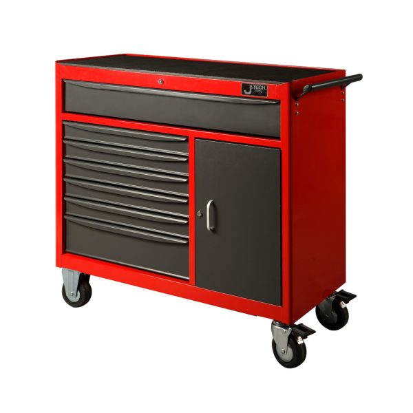 Jetech - 9 Drawers Roller Cabinet